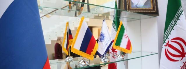 В Астрахани открылся Иранский торговый дом – первый в России