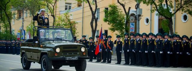 Куда пойти на 9 мая в Астрахани?